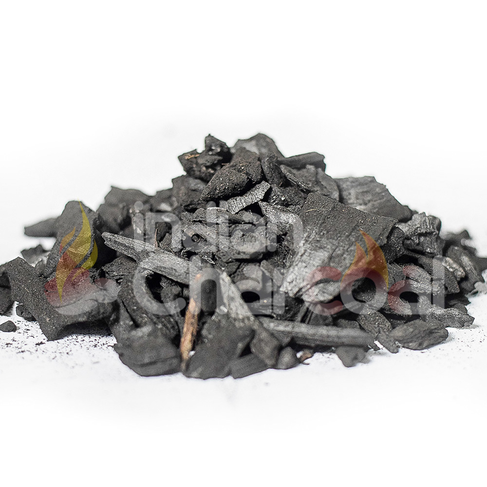 Industrial charcoal