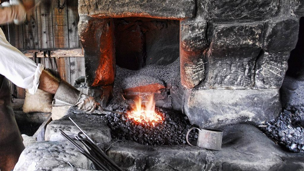 Industrial charcoal uses
